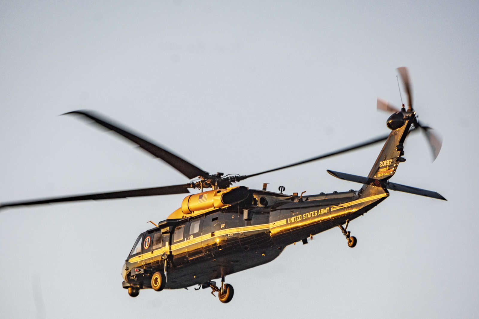 DoD Commits to Looking at New Helicopter Noise Mitigation Strategies