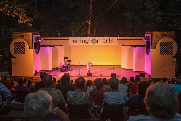 Arts Focus: Lubber Run is Back — Free Concert Series Returns July 9 to Aug. 15
