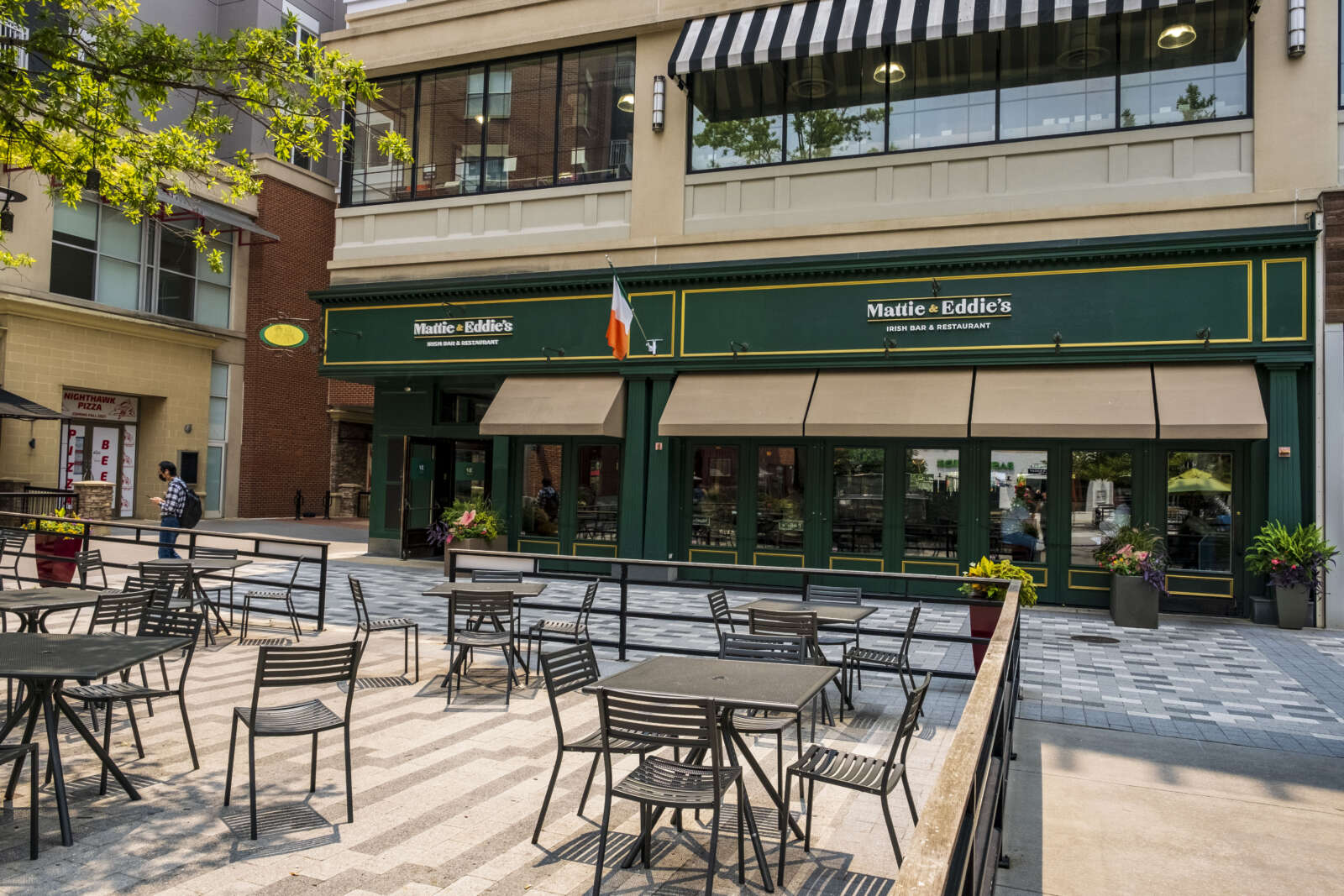 For Owner Cathal Armstrong, Pentagon City's Mattie and Eddie's is Personal
