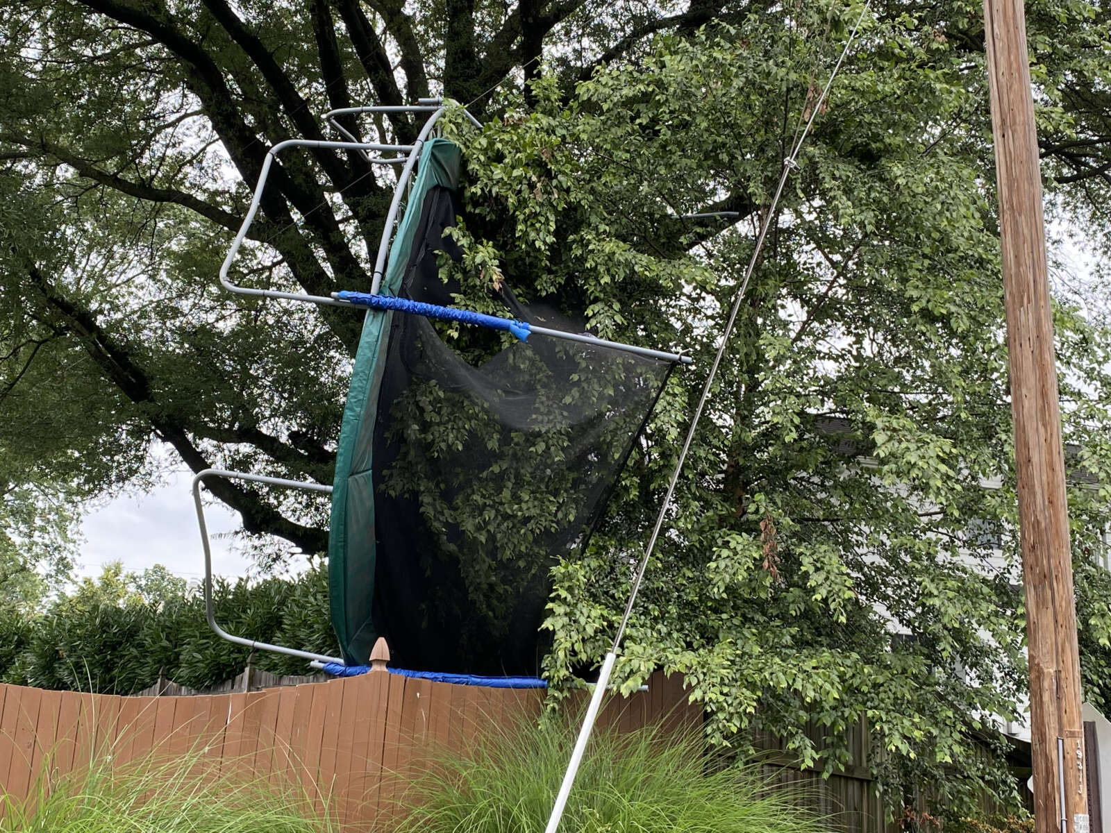 BREAKING: NWS Confirms Tornado Ripped Through North Arlington Neighborhoods